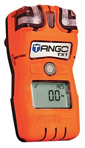 (Single Gas Detector, H2S, 0-200ppm, Orange)