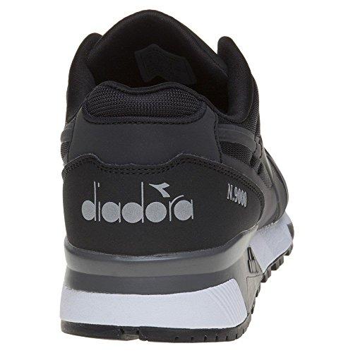 Diadora N9000 Mm Hologram Hombre Zapatillas Negro