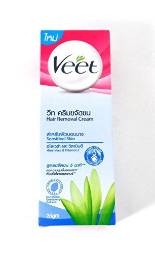 New Veet Hair Removal Cream Normal/Dry/Sensitive skin For Under Arms,Legs,Bikini