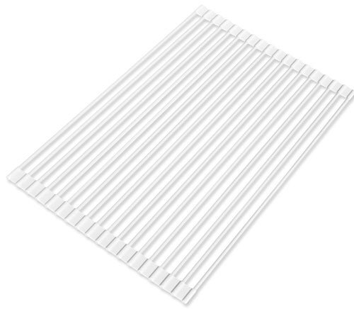 Better Houseware Over the Sink Roll-Up Drying Rack 1434 (White)