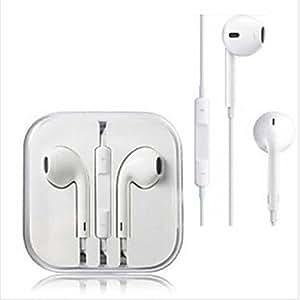 Fone de Ouvido para iPhone 5 Branco