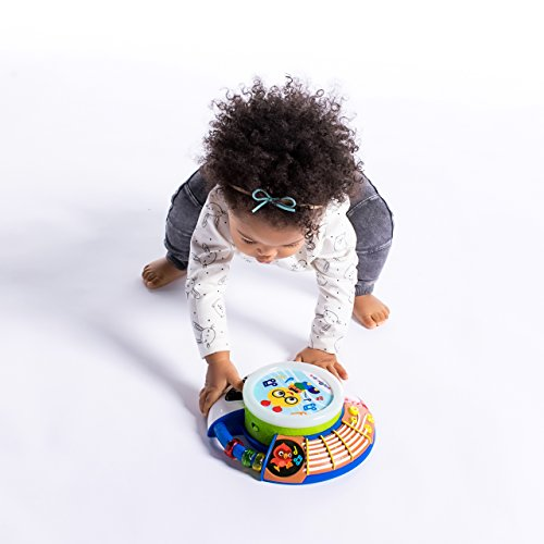 41YF7X9Fe3L - Baby Einstein Music Explorer Musical Toy with Lights and Melodies, Ages 3 months +