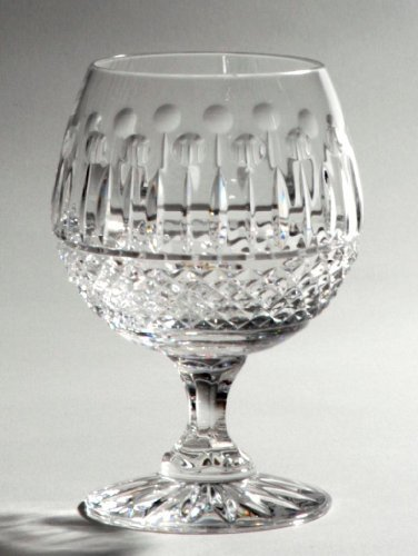 Crystal Brandy / Cognac Glasses - set of 6 - Emerald SGS