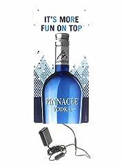 Pinnacle Vodka - LED Sign -
