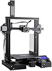 Comgrow Creality Ender 3 Pro 3D Printer with Removable Build Surface Plate and UL Certified Power Supply 220x2