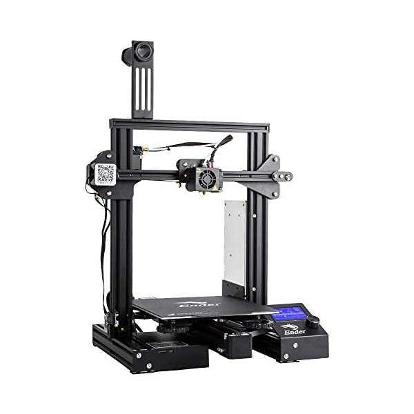 Comgrow Creality Ender 3 Pro 3D Printer with Removable Build Surface Plate and UL...