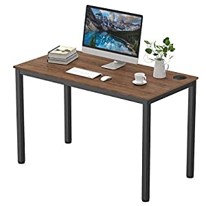 Umi Amazon Brand Computer Desk Study Desk Modern Simple Office desk PC Laptop Table Writing Desk Table for Home Office…