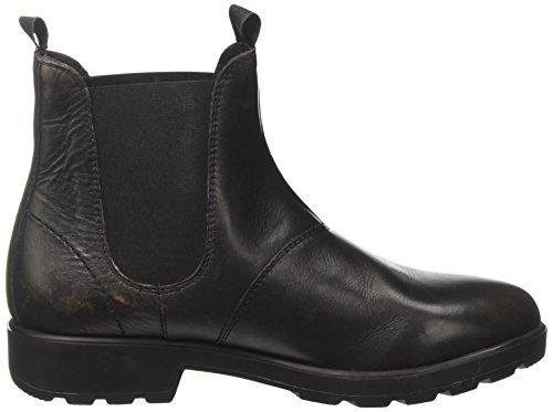 Jasper Noir Black Docksteps Bottines Homme Beatle1302 Black 980 dX8wI