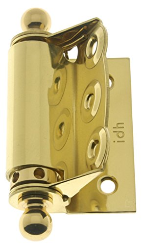 Solid Brass Butt Hinge - 6