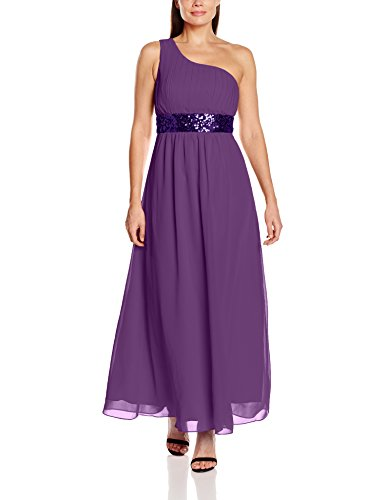 Evening Femme Purple J Robe Dress My Grace Purple RTxqddfw