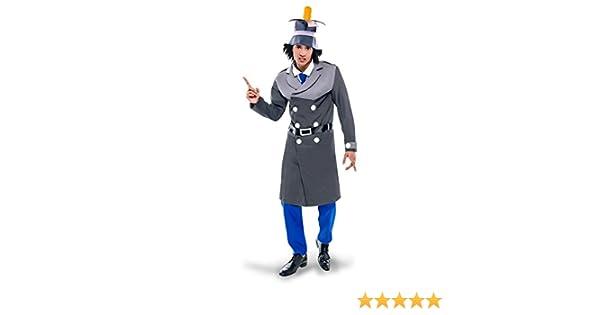 Disfraz de Inspector chiflado para hombre: Amazon.es: Juguetes y ...