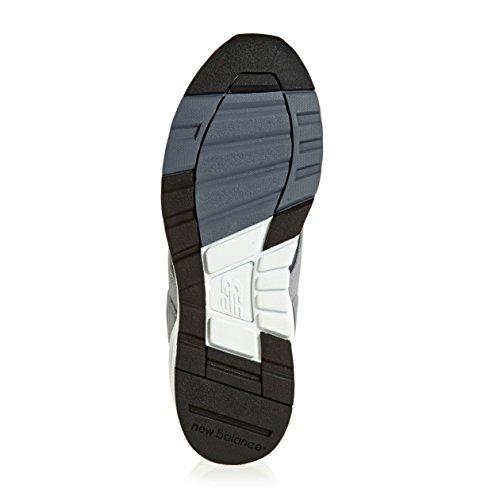 New 597 blu Grigio grigio basse Sneakers Balance da uomo RRqr6Z