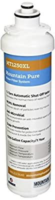 Mountain Plumbing MT1250XL Mountain Pure Carbon Water Filtration System