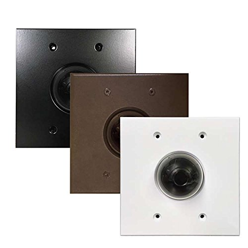 Channel Vision 2 Megapixel Flush-Mount IP Camera, Oil-Rubbed Bronze (6525-O) by Channel Vision