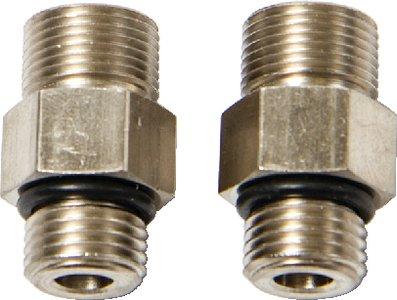 SeaStar Solutions HF6009 Orb Fitting-Straight 2Pk, Hydraulic Steering