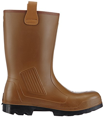 Dunlop R-AIR LINED C462743FL / Mens Boots Brown fnWKe