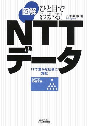 ひと目でわかる!図解NTTデータ―ITで豊かな社会に貢献 (B&Tブックス)