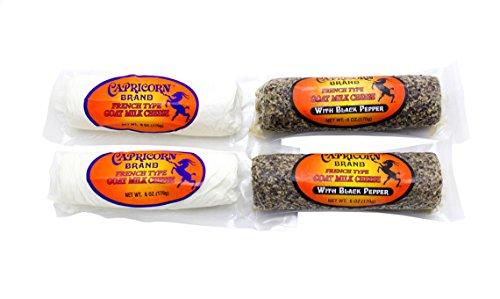Capricorn Goat Cheese Logs