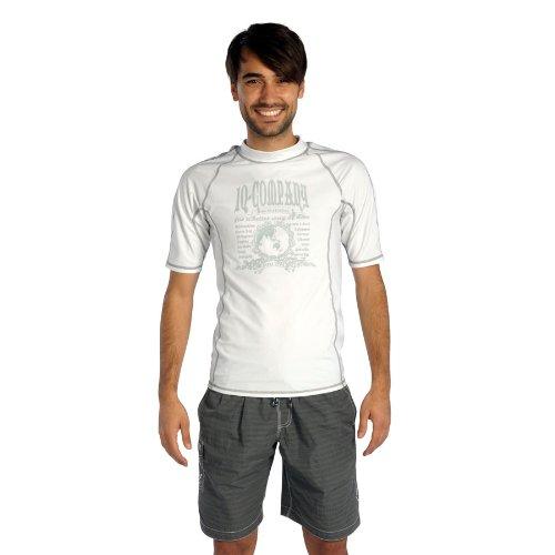IQ-Company Herren UV Shirt Way to Dive, white, S  Amazon.de  Sport ... 310a19bf5a