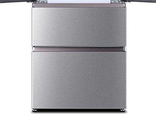 Side By Side Kühlschrank 70 Cm Breit : Haier hb fmaaa kühl gefrier kombination a cm höhe