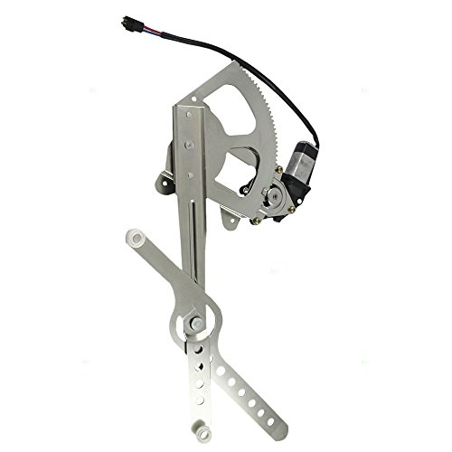 Passengers Front Power Window Lift Regulator & Motor Assembly Replacement for Chevrolet Cadillac GMC Pickup 22071948 AutoAndArt