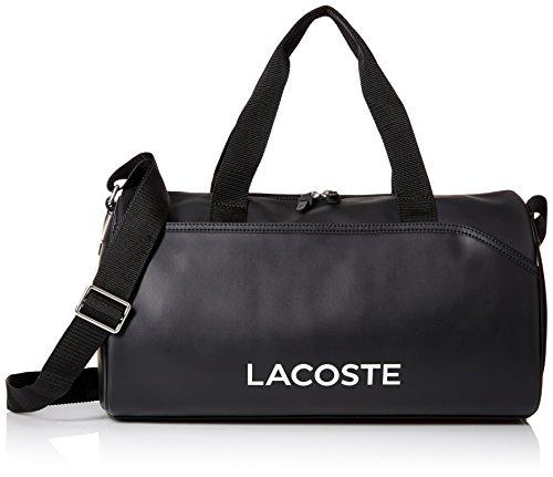Lacoste Men's Ultimum Duffle Bag, Black