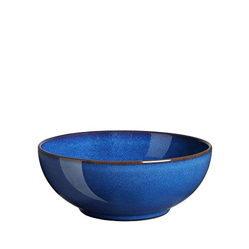 Denby Imperial Blue Cereal Bowl, Royal Blue ()