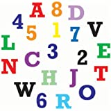 FMM Upper Case Alphabet and Number Tappit Set