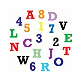 FMM Upper Case Block Alphabet & Number Tappit Cutters Set