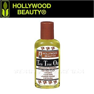 Hollywood Beauty Tea Tree Oil Skin & Scalp Treatment, 2 oz by Hollywood - Stores Hollywood Mall
