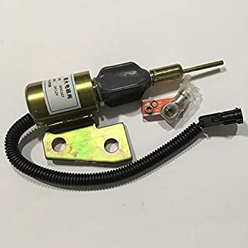 Blueview 12V Shut off solenoid,3991167 stop solenoid for Cummins SA-4941-12