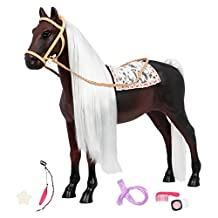 Our Generation Horse - Boho Hair Play