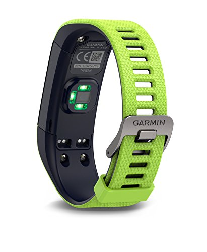 Garmin 010-01513-03 Approach X40 GPS Watch Midnight blue/limelight