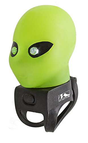 - M-Wave LED Alien Head Horn
