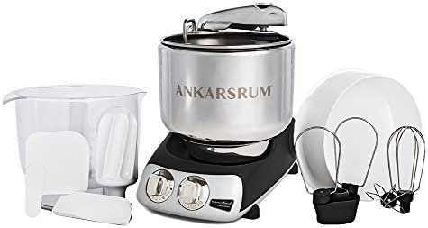 ANKARSRUM 930900080 - Robot de cocina, color negro: Amazon ...