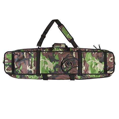 Sector 9 Field Bag Camo Longboard Skateboard Backpack Travel Bag New On Sale