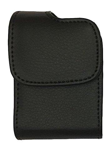 (V1BK) Classic Premium Pouch Case with Belt Clip f