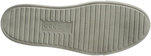 ECCO Kyle, Scarpe da Ginnastica Basse Uomo Grigio (Titanium)