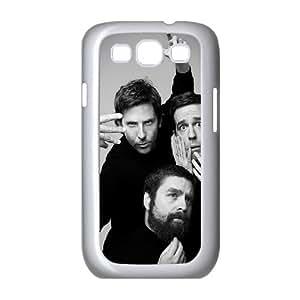 Samsung Galaxy S3 Cases Bradley Cooper, Ed Helms, Zach Galifianakis, Bradley Cooper [White]