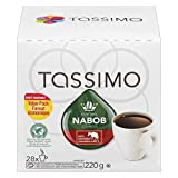 Tassimo Nabob 100% Columbian Coffee Single Serve T-Discs, 28 T-Discs