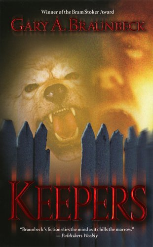 book cover of Keepers