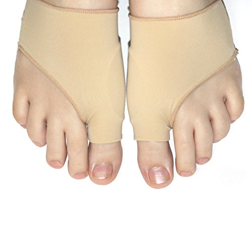 compressx-gel-pad-bunion-corrector-sleeves-1-pair-2pc-booties-set-for-hallux-valgus-bunion-pain-reli