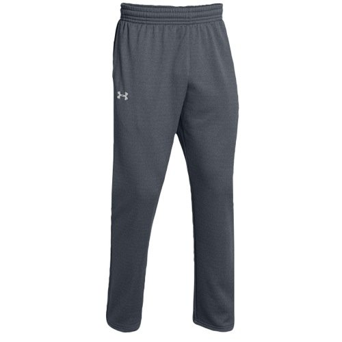 Under Armour Men's Storm Armour Fleece Pant, Carbon Heather, Large