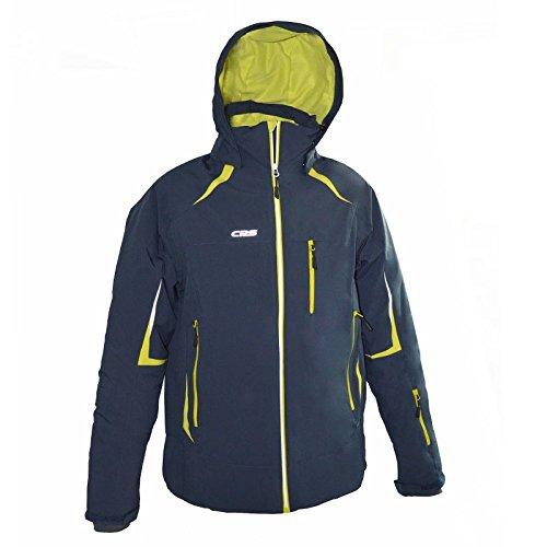 Cps Completo sci uomo giacca Rodrigo + pantalone Sigfrido Sci 140.431-02 + 850.
