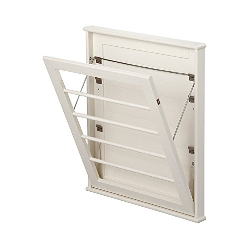 Space Saving Wall Mount Drying Rack-Small