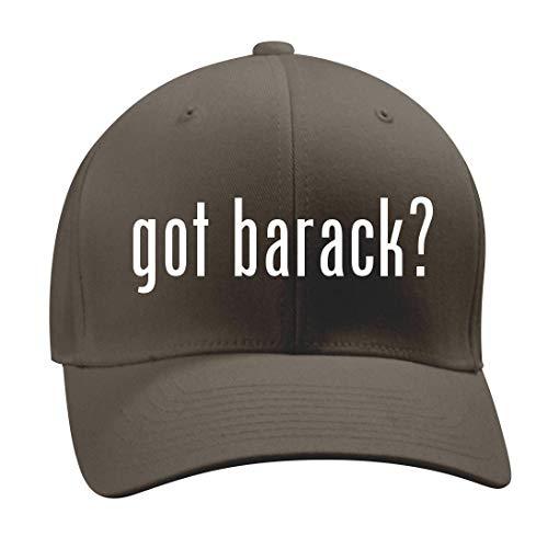 08 Cap Obama (got Barack? - A Nice Men's Adult Baseball Hat Cap, Dark Grey, Large/X-Large)
