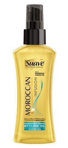 Suave Professionals Moroccan Infusion Moroccan Argan Styling Oil 3 oz ( Pack of 3)
