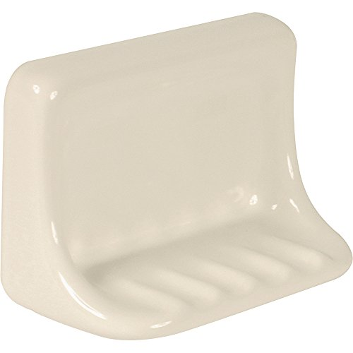 Apple Creek Ceramic Fixtures Soap Holder, (For The Bath Soap Dish)