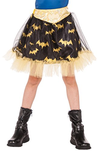 Imagine by Rubies Kids Batgirl Skirt Costume, One Size