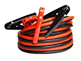 Heavy Duty Booster Jumper Cable1 Gauge x 25 Ft. x 800A Heavy Duty for Car Van Truck G8251C